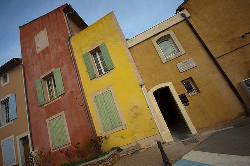 Roussillon - Ochre by Andrea Albertino