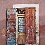 Doorway in Roussillon by philhaber - Roussillon 84220 Vaucluse Provence France