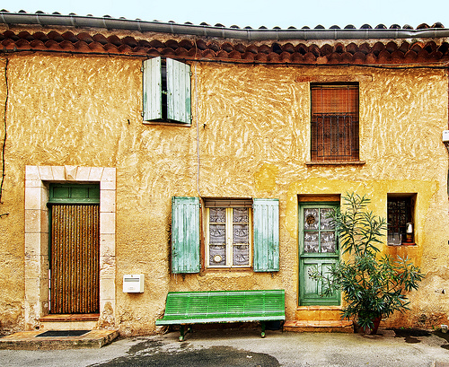 House in Roussillon by philhaber