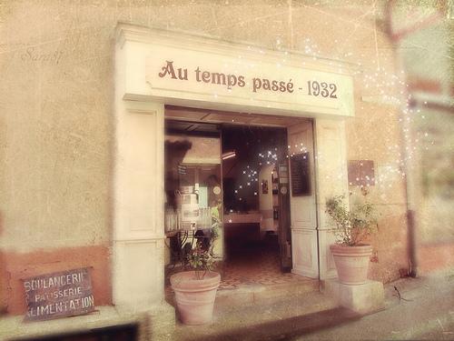 Boulangerie - Au temps passé 1932 par YourDarlinClementine