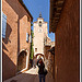 La tour clocher de Roussillon par Michel Seguret - Roussillon 84220 Vaucluse Provence France