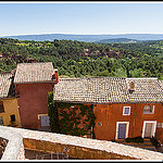 Panorma - Roussillon au Balcon by Photo-Provence-Passion - Roussillon 84220 Vaucluse Provence France