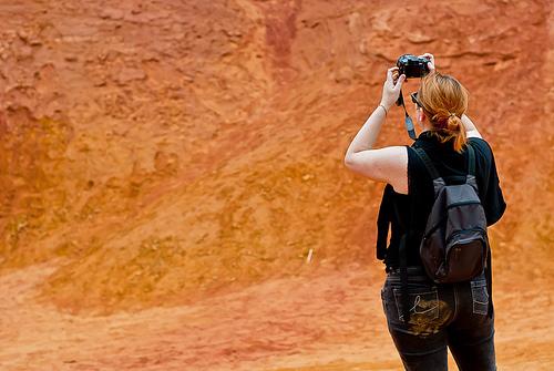 Roussillon : chemin des ocres par DB  Photography