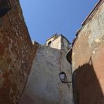 Provence - les murs ocres de Roussillon par Massimo Battesini - Roussillon 84220 Vaucluse Provence France
