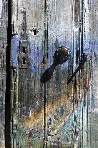 Porte vintage par lepustimidus