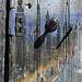 Porte vintage par lepustimidus - Roussillon 84220 Vaucluse Provence France