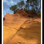 Colorado de Rustrel by michel.seguret - Rustrel 84400 Vaucluse Provence France