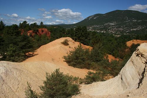 Colorado Provençal de Rustrel en 3 couleurs by Pab2944