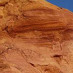 Ocre du Colorado provençal par Michel Seguret - Rustrel 84400 Vaucluse Provence France