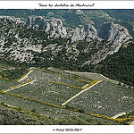 Dentelles de Montmirail par  - Sablet 84110 Vaucluse Provence France