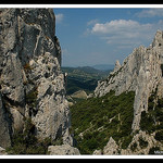 Sommet des dentelles de Montmirail par  - Sablet 84110 Vaucluse Provence France