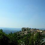 Vue sur Saignon par minou* - Saignon 84400 Vaucluse Provence France
