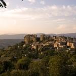 Saignon et son rocher par sguet1 - Saignon 84400 Vaucluse Provence France