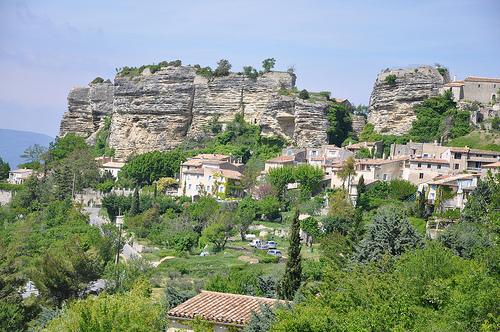 Le rocher de Belle-Vue by salva1745