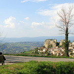 Enjoying the view par ESB-nyc - Saignon 84400 Vaucluse Provence France