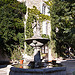 Saignon - place de la Fontaine by barbgl2545 - Saignon 84400 Vaucluse Provence France