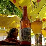 Sault : apéritif : Blanche du Ventoux... by webted - Sault 84390 Vaucluse Provence France