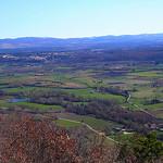 Belvédère de la Nesque by fgenoher - Sault 84390 Vaucluse Provence France