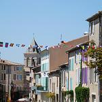 Dans les rues de Sault par The Beautiful Day - Sault 84390 Vaucluse Provence France