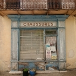 Shoes shop in sault par /Bas - Sault 84390 Vaucluse Provence France