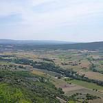 Vue sur la vallée de Sault by gab113 - Sault 84390 Vaucluse Provence France