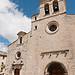 Facade de l'église de Sault par /Bas - Sault 84390 Vaucluse Provence France