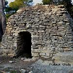 Une borie à Saumane de Vaucluse - Cabane en pierre par johnslides//199 - Saumane de Vaucluse 84800 Vaucluse Provence France
