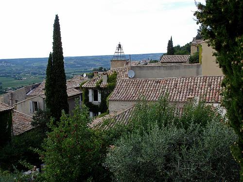 Séguret - Vaucluse Provence par cpqs