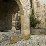 Fontaine de Séguret - Vaucluse by Vaxjo - Séguret 84110 Vaucluse Provence France