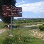 Provence des Papes, Pays des dentelles de Montmirail par gab113 - St. Hippolyte le Graveron 84330 Vaucluse Provence France