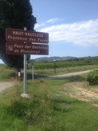 Provence des Papes, Pays des dentelles de Montmirail par gab113