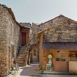 La balance - Basses-Courennes - Saint-Martin-de-Castillon par Charlottess - St. Martin de Castillon 84750 Vaucluse Provence France
