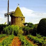 Windmill St.-Pantaléon par noranorling - Saint-Pantaléon 84220 Vaucluse Provence France