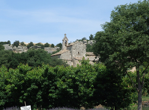 Village de Saint-Pantaléon by bthigonnet