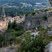 Randonnée au dessus de Saint Saturnin lés Apt  par piautel - St. Saturnin lès Apt 84490 Vaucluse Provence France