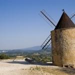 Le Moulin à vent de Saint-Saturnin par sguet1 - St. Saturnin lès Apt 84490 Vaucluse Provence France