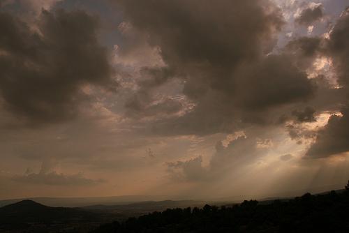 Le silence après l'orage by Pab2944