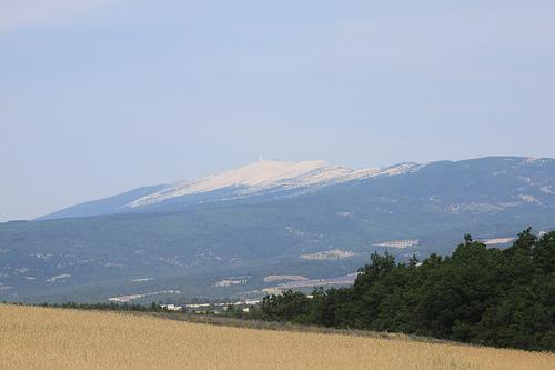 Le géant de provence : le Mont-Ventoux par gab113
