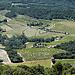 Paysage de vignes près de Vacqueyras par JMVerco - Vacqueyras 84190 Vaucluse Provence France