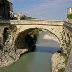 Le pont Romain - Vaison la Romaine by cpqs - Vaison la Romaine 84110 Vaucluse Provence France