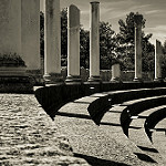 Amphitheatre romain de Vaison-la-Romaine par CTfoto2013 - Vaison la Romaine 84110 Vaucluse Provence France