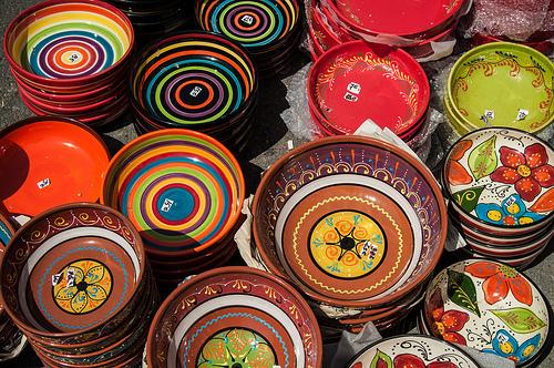 Marché et couleurs de provence par Joël Galeran