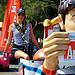 Tour de France : la caravane publicitaire avant les courreurs par Gilles Poyet photographies - Vaison la Romaine 84110 Vaucluse Provence France