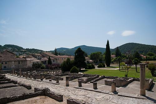 Site archéologique de la Villasse par Joël Galeran