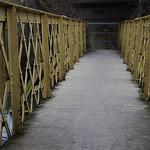 Vieux pont métalique pour piéton by phildesorg - Velleron 84740 Vaucluse Provence France