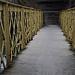 Vieux pont métalique pour piéton par phildesorg - Velleron 84740 Vaucluse Provence France