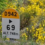 Haut en couleurs ! D942 Gorges de la Nesque by marilia barbaud - Villes sur Auzon 84570 Vaucluse Provence France