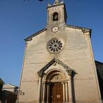 l'église de Villes sur Auzon par gab113 - Villes sur Auzon 84570 Vaucluse Provence France