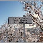 Col de l'Aire - Altitude 696m par J@nine -   Vaucluse Provence France
