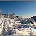 La neige en Provence ! par J@nine - Vitrolles 84240 Vaucluse Provence France